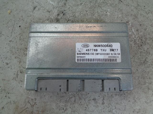 Range Rover L322 Transfer Box ECU NNW500440