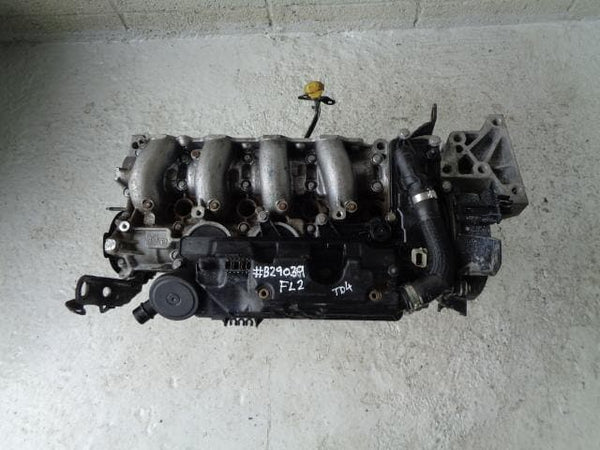 Freelander 2 TD4 Engine 2.2 224DT Diesel Land Rover 88K (2006-2011) #B29039