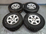 "Discovery 2 Alloy Wheels And Tyres 16"" 265/75R16 Facelift Land Rover #D202118A"