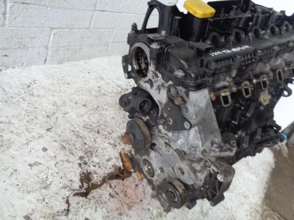 Range Rover L322 TD6 Engine M57 3.0 Diesel With Injector Pump 79k B19099