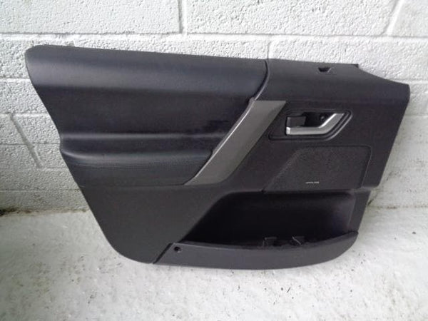 Freelander 2 Door Cards Set Of 4 in Black Land Rover 2006 to 2010  B18129