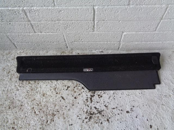 Discovery 3 Load Cover Parcel Shelf Retractable Black Land Rover (04-09) #K13118