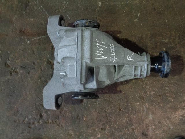 2002 - 2007 VOLKSWAGEN VW TOUAREG 7L 2.5 TDI REAR DIFFERENTIAL DIFF MANUAL #0202