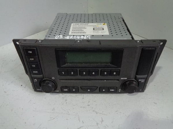 Discovery 3 Radio With CD Player VUX500430 Land Rover 04 to 09 K04069