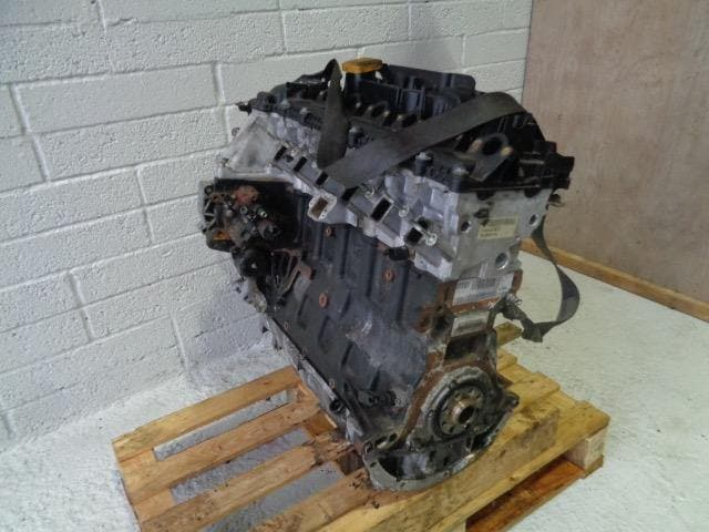 BMW X5 Engine 3 0d M57 E53 With Injector Pump 88k (2000-2004) #1512