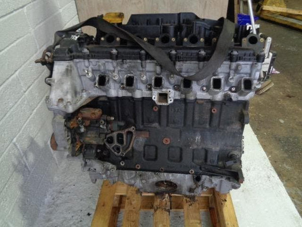 BMW X5 Engine 3.0d M57 E53 With Injector Pump 88k (2000-2004) #1512