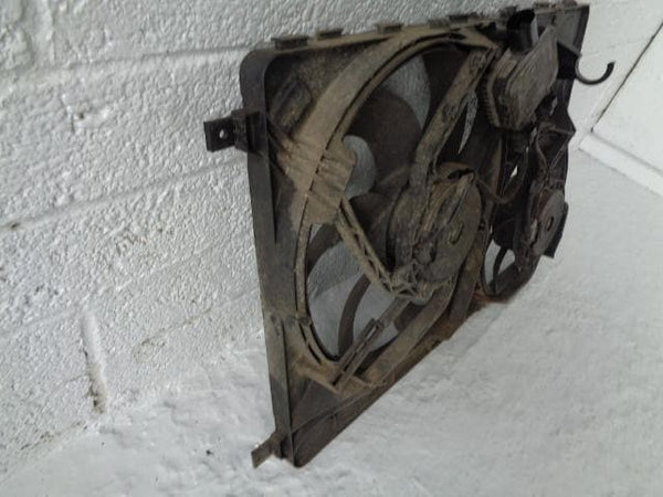 Freelander 2 Fans and Housing Twin Land Rover 2.2 TD4 2006 to 2011