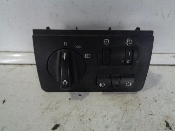 2001 - 2006 BMW X5 E53 HEADLIGHT LAMP CONTROL SWITCH WITH FRONT FOGS