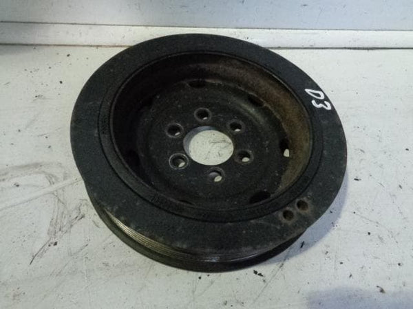 2004 - 2009 LAND ROVER DISCOVERY 3 TDV6 2.7 CRANK SHAFT PULLEY DAMPER