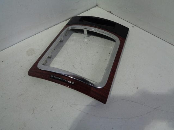 Jeep Grand Cherokee Gear Surround Panel Wood Effect Trim Chrome (05-10) #522118