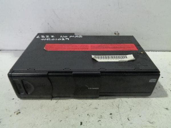 Range Rover L322 Alpine CD Multi Changer 6 Disc No Magazine #B01029