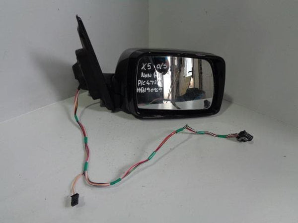 BMW X5 Wing Mirror Off Side Sterling Grey Electric Facelift E53 B19089
