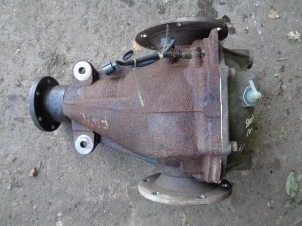 1999 - 2006 MITSUBISHI SHOGUN 3.2 DI-D REAR DIFFERENTIAL 4.100 RATIO F47C #24098