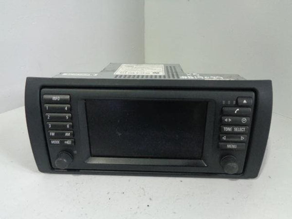 BMW X5 Alpine GPS E53 Navigation Screen 65 52 6 934 413 2001 to 2006