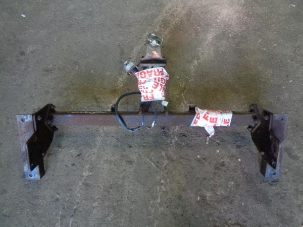 1999 - 2006 MITSUBISHI SHOGUN MK3 DI D TOW BAR SINGLE ELECTRICS SWB XXX