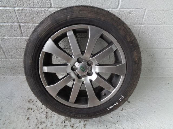 Freelander 2 Alloy Wheel And Tyre 19'' Land Rover 235/55R19 P01029A XXX