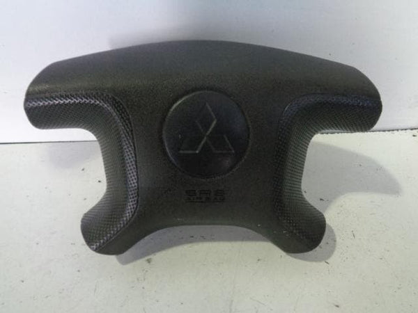 1999 - 2006 MITSUBISHI SHOGUN MK3 STEERING WHEEL AIR BAG MR510982