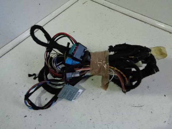 2002 - 2006 RANGE ROVER L322 OFF SIDE FRONT DOOR WIRING LOOM YMM000490