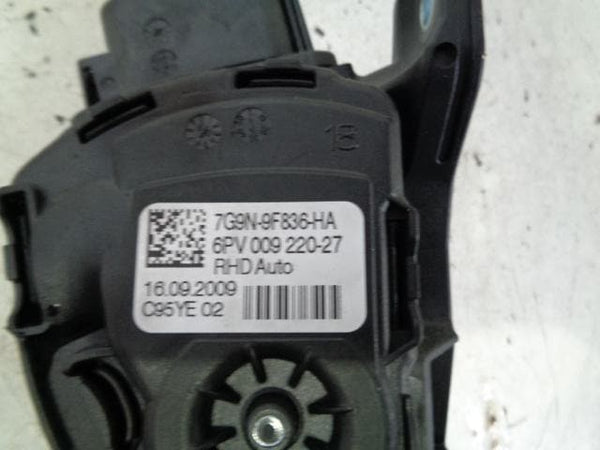 06-11 LAND ROVER FREELANDER 2 2.2 TD4 160HP 118kW THROTTLE PEDAL 7G9N-9F836-HA