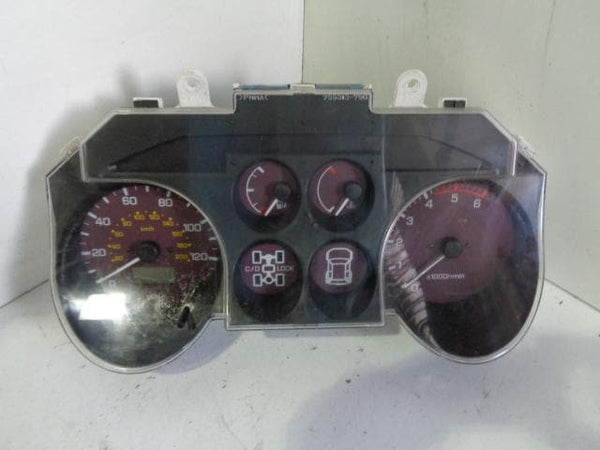 99 - 06 MITSUBISHI SHOGUN 3.2 DI-D MANUAL INSTRUMENT CLUSTER SPEEDO #24098