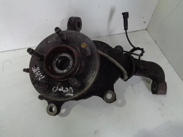 2002 - 2007 JEEP CHEROKEE KJ NEAR SIDE FRONT SIDE SUSPENSION HUB #30078