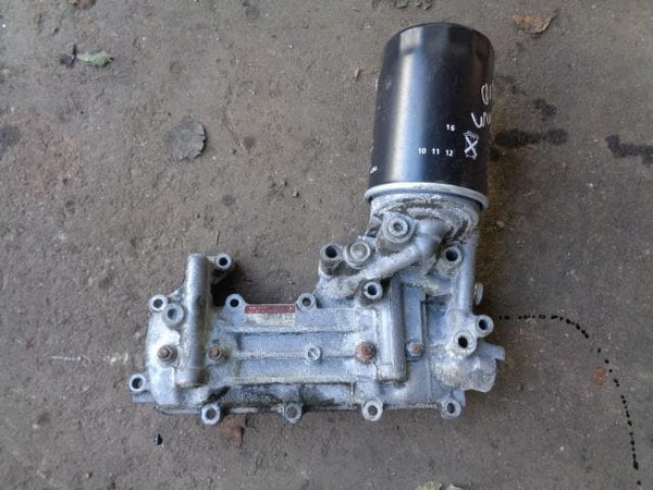 1999 - 2006 MITSUBISHI SHOGUN 3.2 DID WATER COOLED OIL COOLER & FILTER HOUSING