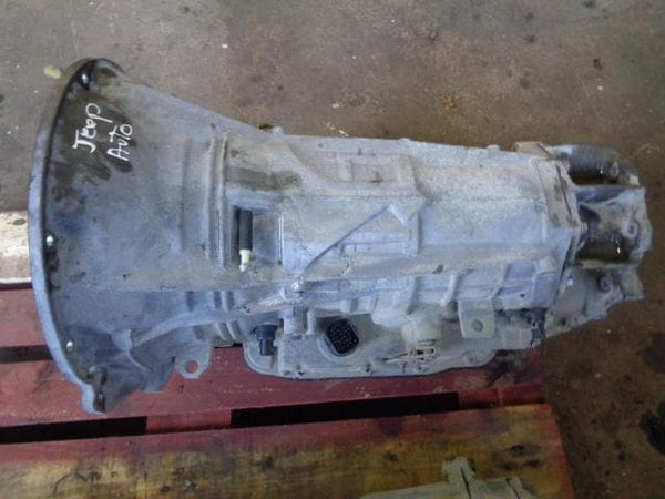 2002 - 2004 JEEP CHEROKEE KJ 2.8 CRD AUTOMATIC AUTO GEARBOX P52119462AA #31078