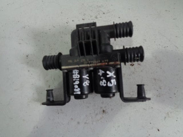BMW X5 Water Heater Control Valve 6411 6910544 4.8is V8 2004 to 2006