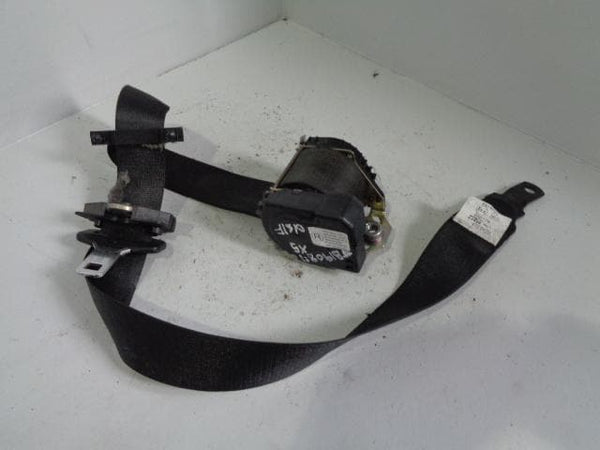 BMW X5 Seat Belt Off Side Front in Black E53 2001 to 2006