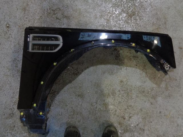 04 - 09 LAND ROVER DISCOVERY 3 OFF SIDE WING IN SANTORINI BLACK LRC820 #0712