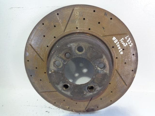 Range Rover L322 Vented Brake Discs Front Pair of 2002 to 2006 B20020 XXX