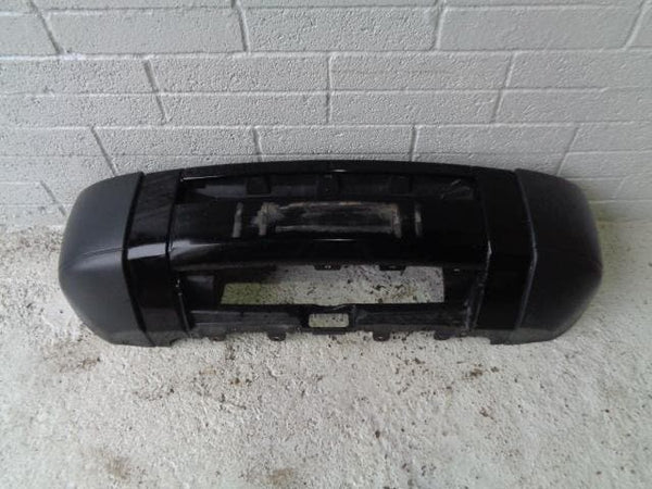 Discovery 3 Front Bumper in Java Black Land Rover (2004-2009) #15118C