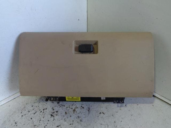 1998 - 2004 LAND ROVER DISCOVERY 2 GLOVE BOX COMPLETE UNIT IN BEIGE #1505