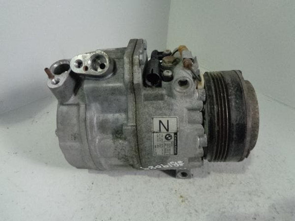 BMW X5 Air Con Compressor 4.8is V8 E53 64 52 6 917 864 2004 to 2006
