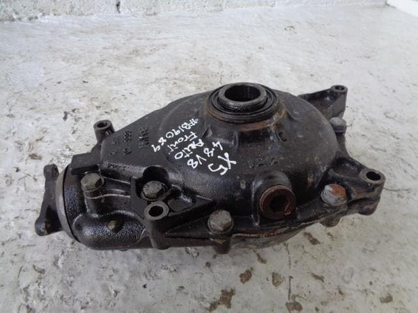 BMW X5 Front Diff Differential 4.8is V8 E53 Ratio 3.91 2004 to 2006 B19089