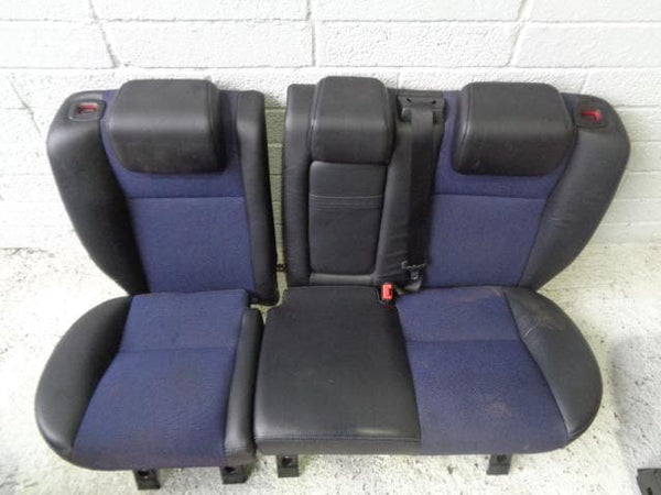 Freelander 2 Seats Set of Electric Half Leather Land Rover SE (2006-2010) #15118