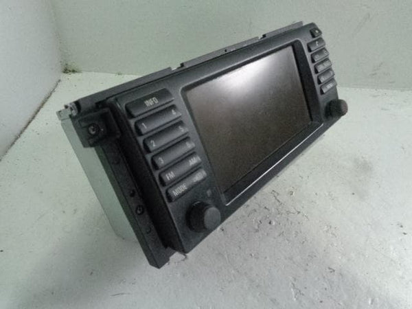 BMW X5 Alpine GPS E53 Navigation Screen 65.52- 6934413 2001 to 2006