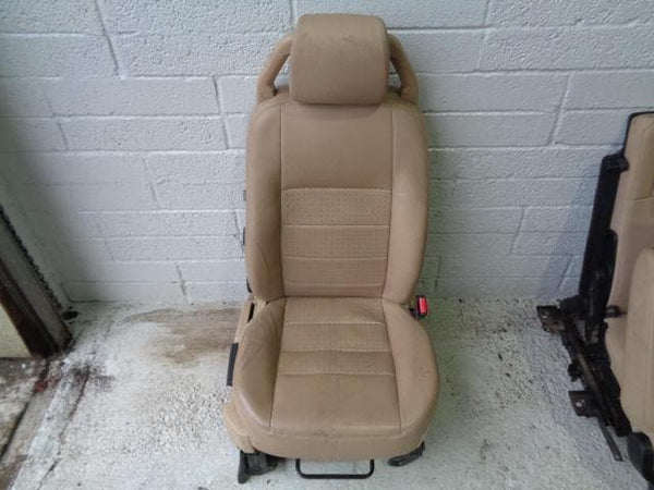 Discovery 3 Leather Seats x7 Alpaca Manual Land Rover (2004-2009) #15118X