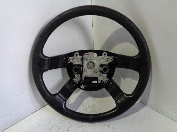 Range Rover L322 Steering Wheel Black Leather Heated (2002-2006) #B23029 XXX