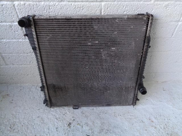 BMW X5 3.0d Radiator Engine Cooling E53 Facelift 2004 to 2006 G20110