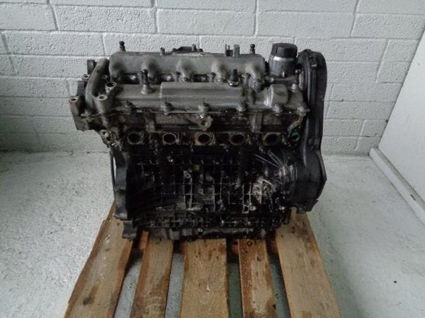 Volvo XC90 D5 Engine 2.4 163 Bhp Spares or Repairs Diesel 2002 to 2006 P08021