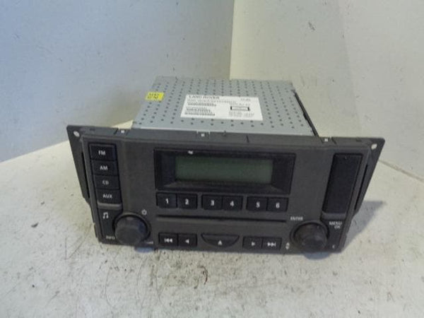 Discovery 3 Radio With CD Player VUX500430 Land Rover 2004 to 2009 04129A