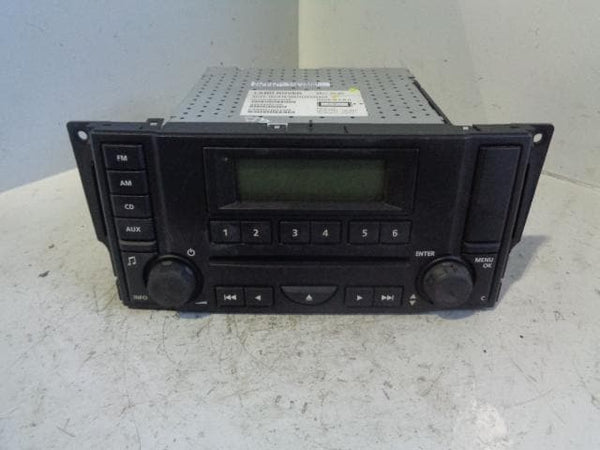 Discovery 3 Radio CD Player VUX500530 Land Rover 2004 to 2009 04129B