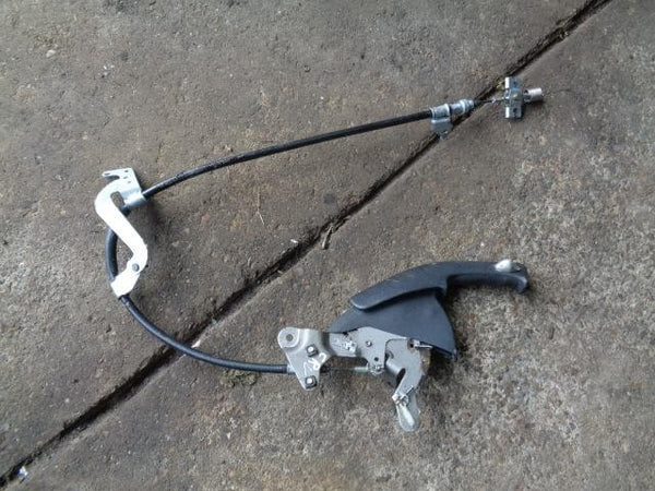 2002 - 2006 HONDA CR-V 2.2 CDTI HANDBRAKE HANDLE AND CABLE ASSEMBLY