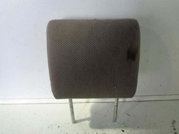 1998 - 2002 LAND ROVER DISCOVERY 2 CENTRE REAR CLOTH HEADREST IN GREY