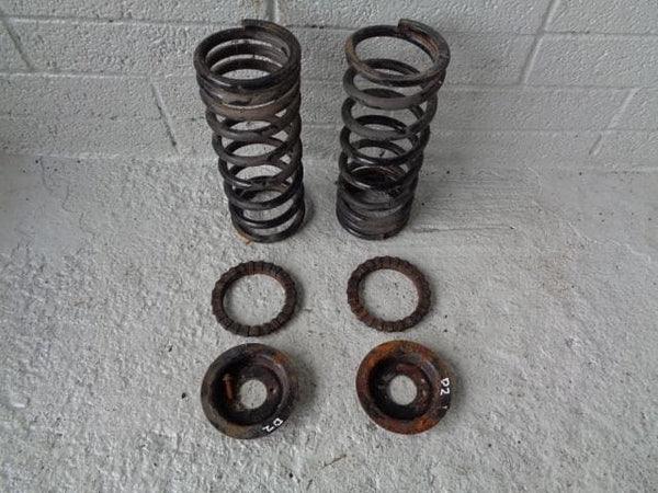 Discovery 2 Rear Coil Springs Pair Of Td5 and V8 Land Rover 1998 to 2004