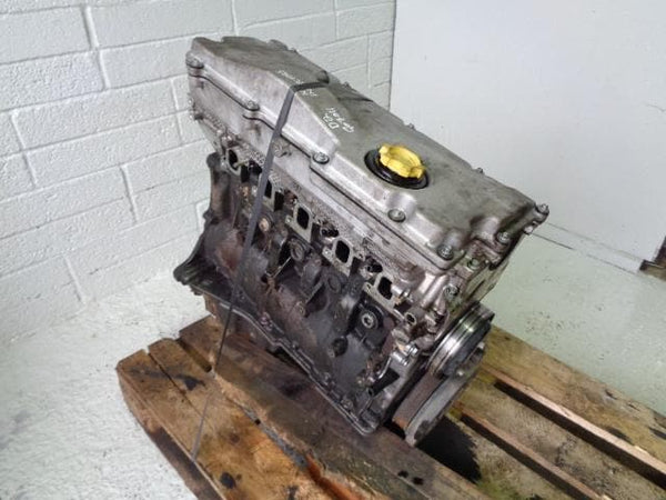 Discovery 2 TD5 Engine 2.5 10P Defender Diesel Land Rover 94K 98 to 02 G07011