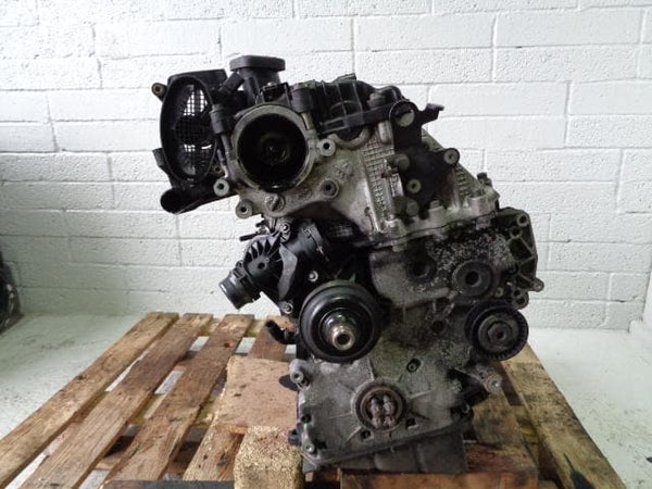BMW X5 3.0d Engine and Injector Pump M57 306D2 Diesel 81K E53 04 to 06 P08011