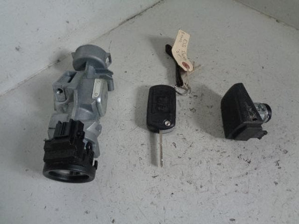 Discovery 3 Lock Set Ignition Barrel Lock with Key Fob Land Rover K13030 XXX