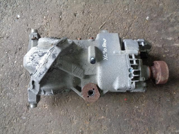 2002 - 2006 VOLVO XC90 2.9 T6 TWIN TURBO REAR DIFF DIFFERENTIAL WITH HALDEX #080